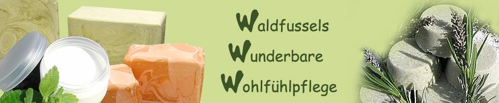 Waldfussels Wunderbare Wohlfühlseifen
